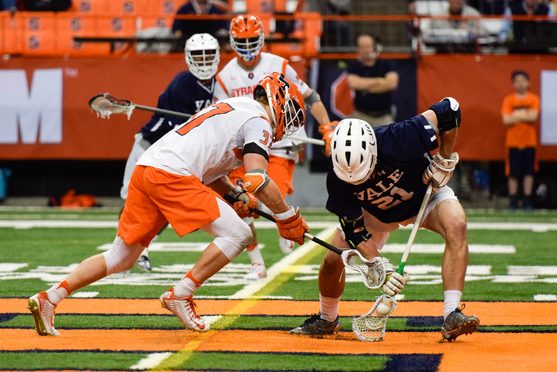 SU Men's Lacrosse: Syracuse vs Yale