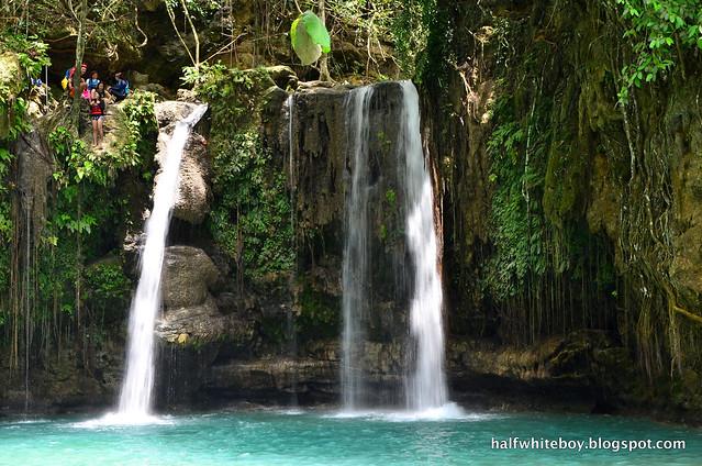 halfwhiteboy - kawasan falls, badian, cebu 18