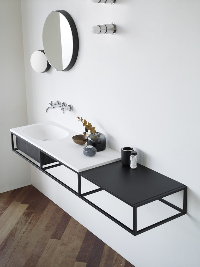 Modular bathroom furniture FRAME for ex.t by Norm Architects Sundeno_11