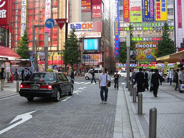 Turisteando en Japon