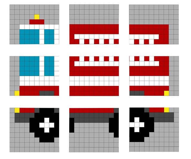 FIretruck Block Layout