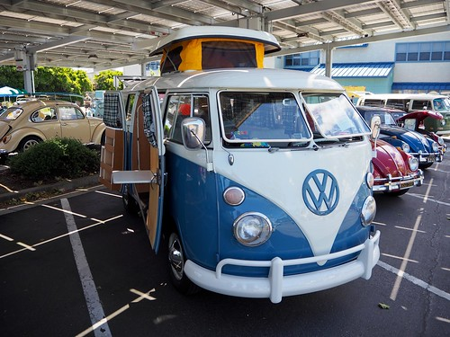 VW Open Air Car Show