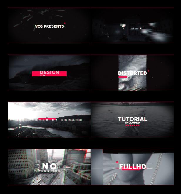 Glitch Video Promo - 10