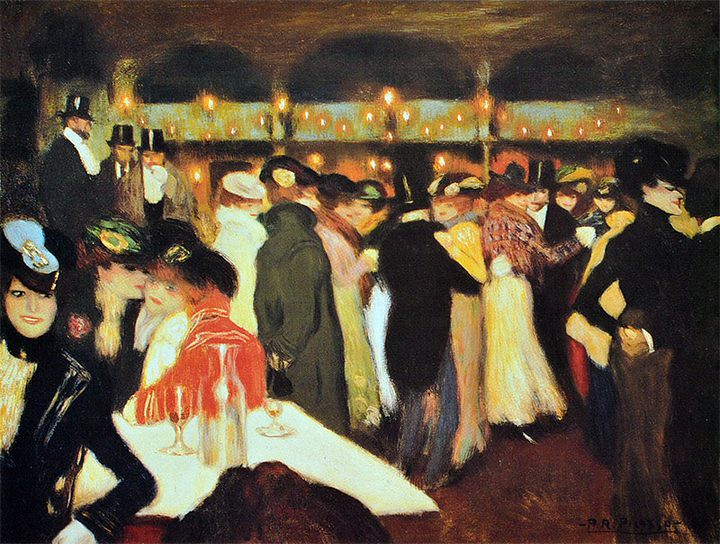 Moulin Galette - Picasso