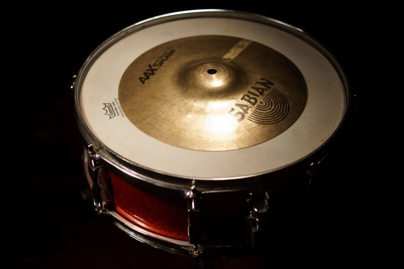 Cymbal on Snare