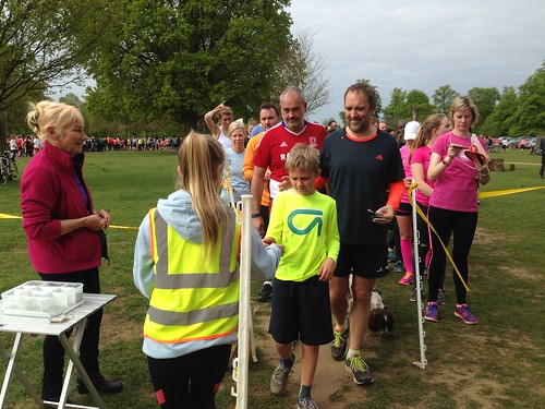 Bushy parkrun 29th April 2017