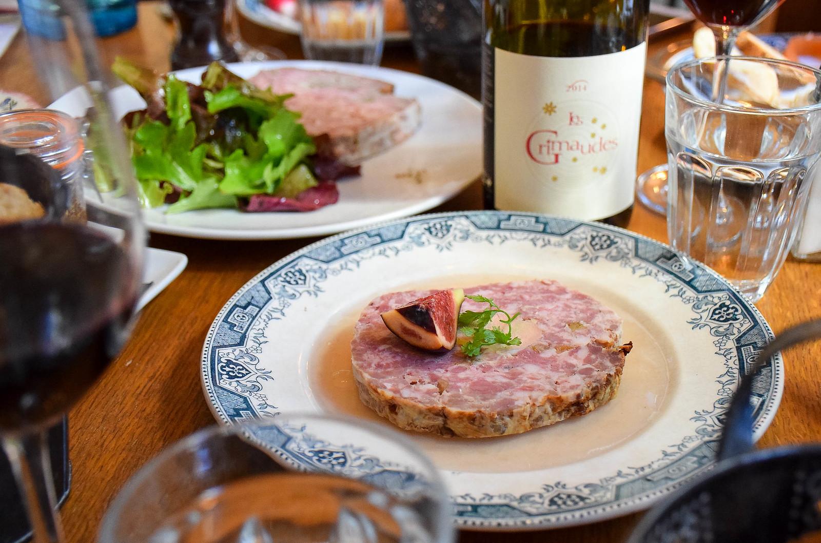 Paris food tour