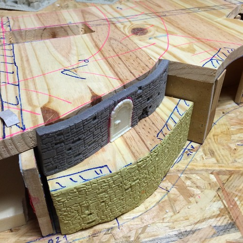 Malval District project - Mordheim table 34477765661_4c3e5f2fae