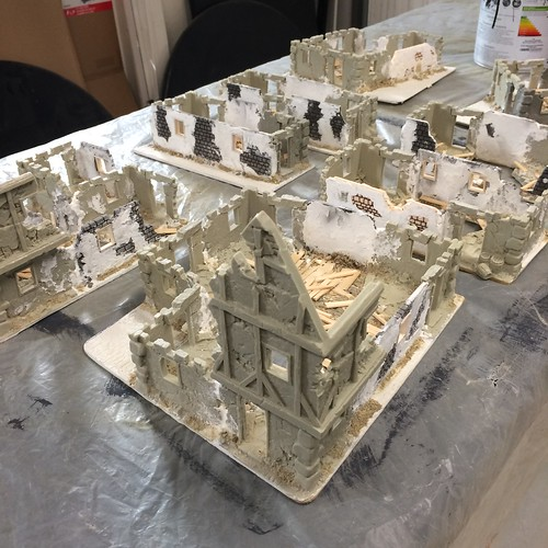 Malval District project - Mordheim table 34478118231_24b116e689