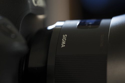 SIGMA 135mm F1.8 DG HSM | Art 試用中
