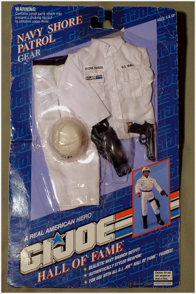 Navy Shore Patrol Gear (1993).. 34497820236_38b2bdf5df_o