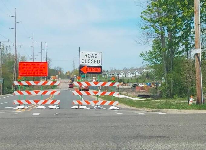 Costco Development Begins Construction