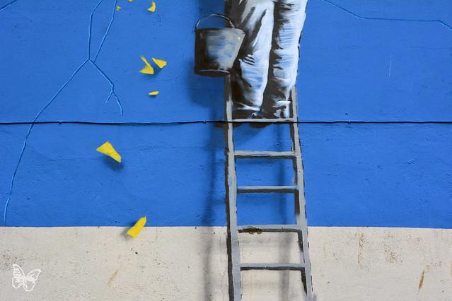 Banksy in Dover