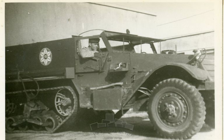 M3-halftrack-magav-1967-ybz-1