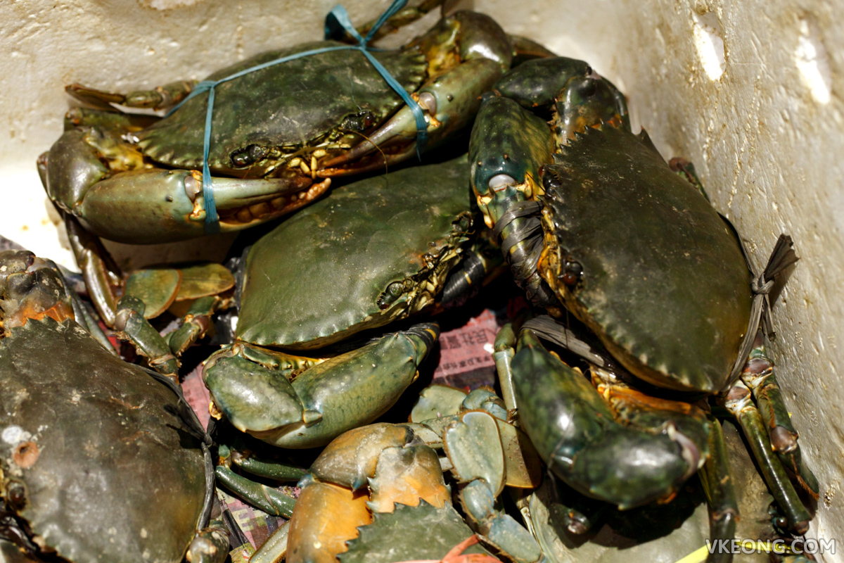 Bubu Grill Seafood Crabs