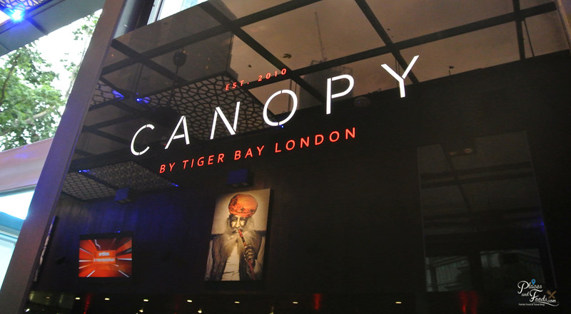 canopy by tiger london