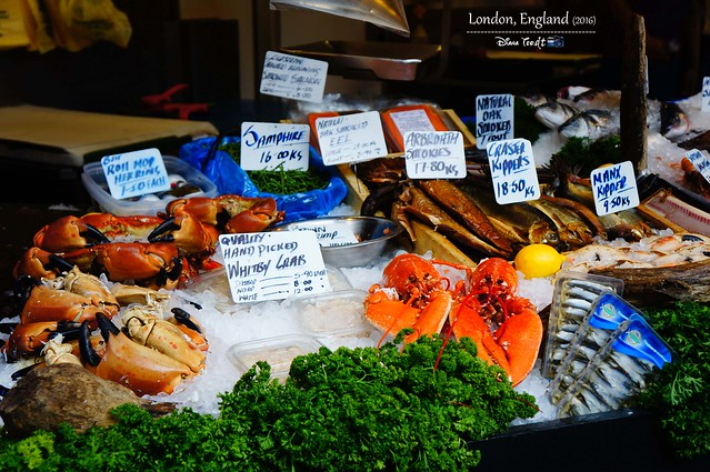 2016 London - Borough Market 02