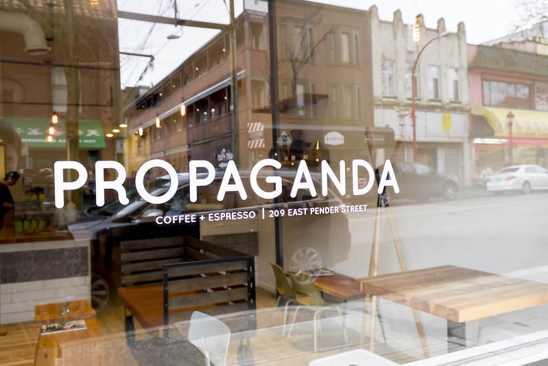 Propaganda Coffee - Latte Review - Vancouver