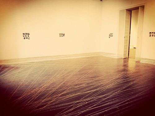 Inauguración exposición de Lina Fucà