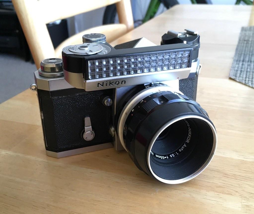 Is a Nikon F Nippon Kogaku worth more? - Rangefinderforum com