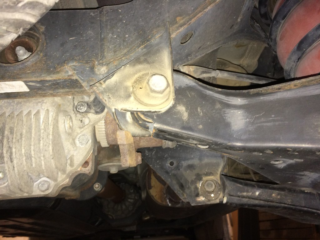 The Ever Popular Rear Alignment Issue The Nissan Path
