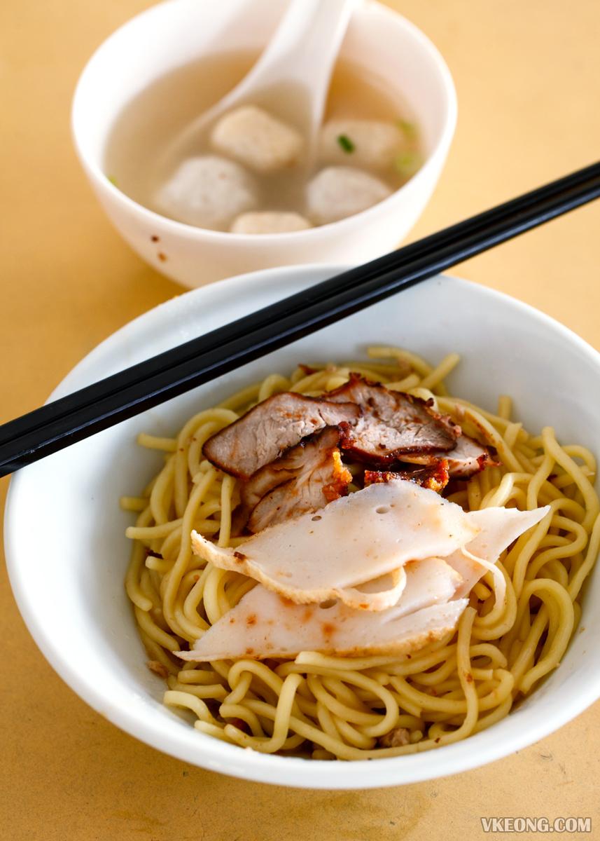 Kampung Sembilan Fish Ball Noodle Melaka