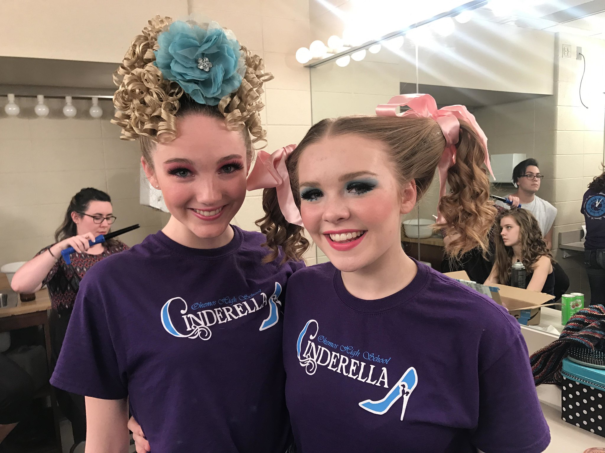 Okemos High School Theatre Performs Cinderella