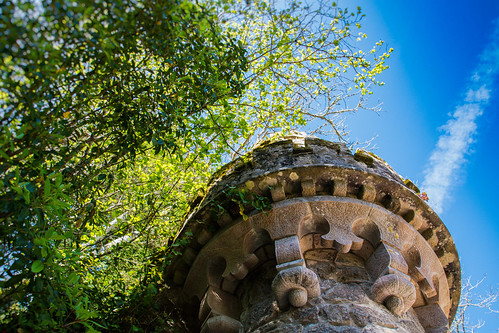 The gardens of the Quinta da Regaleira | by Maria Eklind