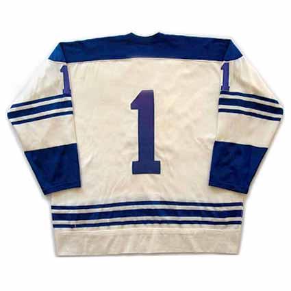 Toronto Maple Leafs 1966-67 B H jersey