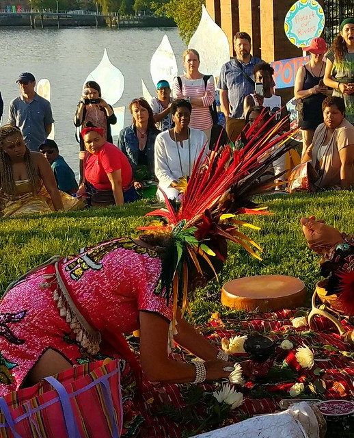 Honoring Our Water Ceremony April 28, 2017