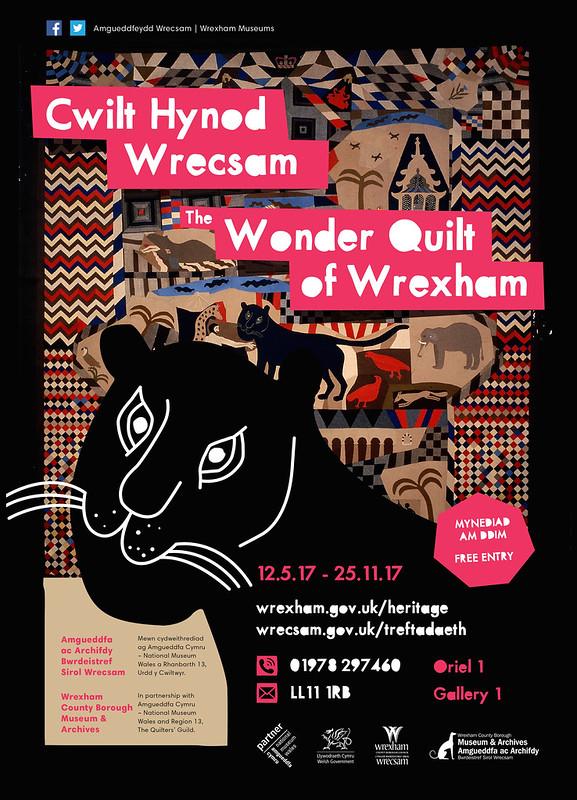 The Wonder Quilt of Wrexham