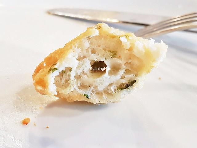 Zeppole Dough Fitter