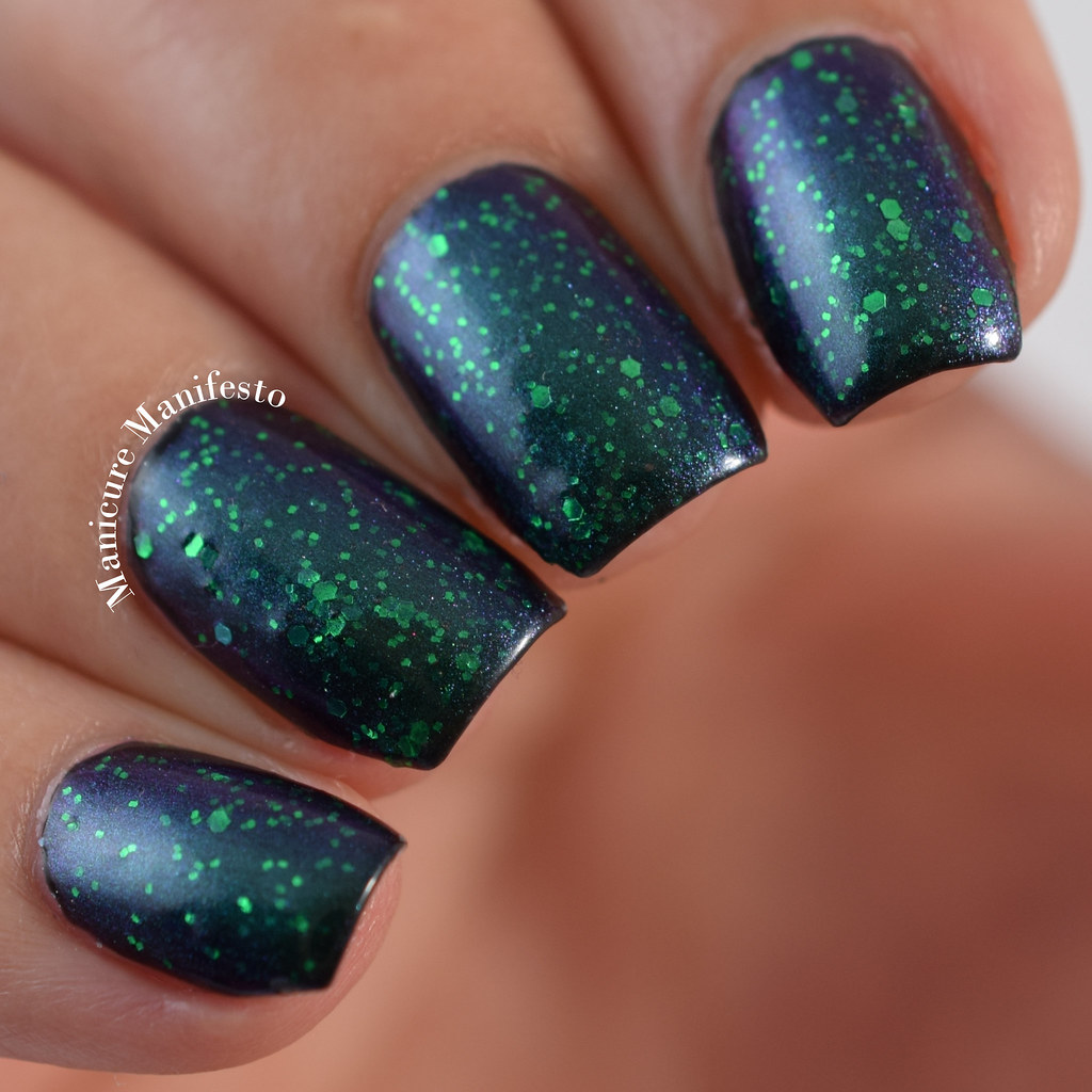Born Pretty Store Chameleon swatch
