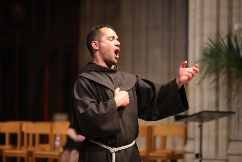 A Concert with Friar Alessandro - Voice from Assisi