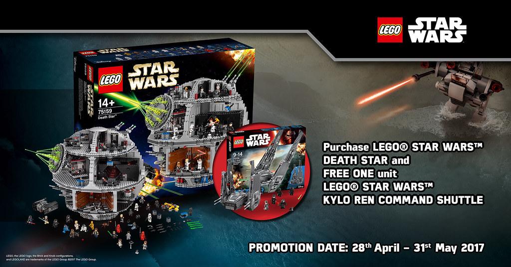 lego star wars days 2017 at legoland malaysia resort - alvinology