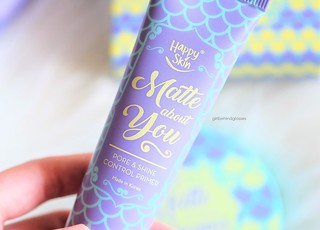 Happy Skin Matte About You Pore & Shine Control Primer | by <Nikki P.>