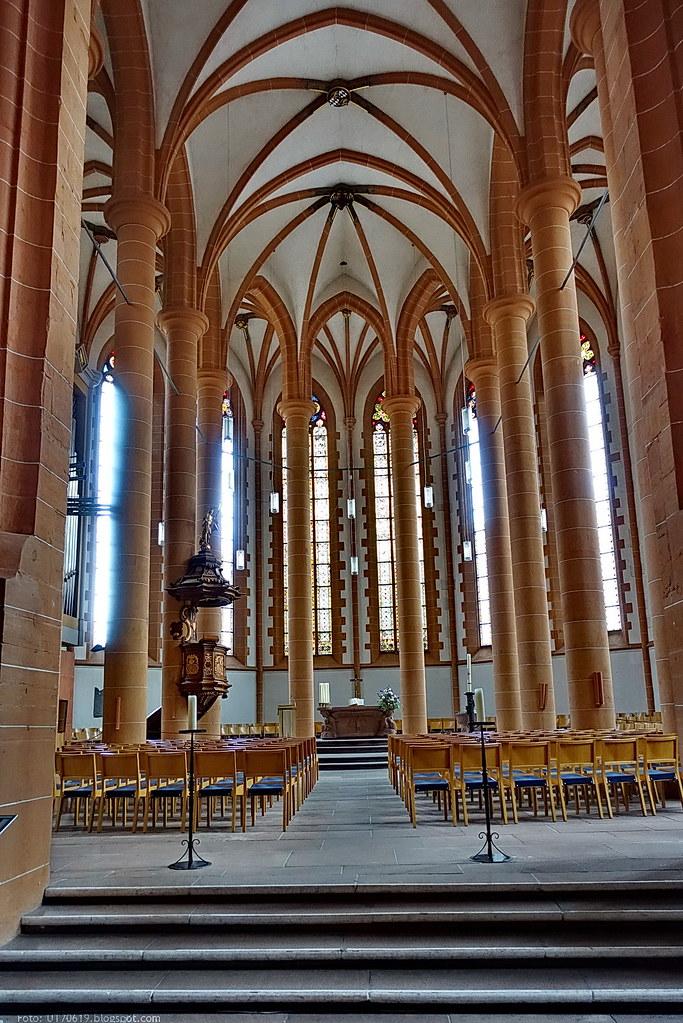Heiliggeistkirche Chor