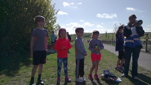 Gedling junior parkrun 14th May 2017