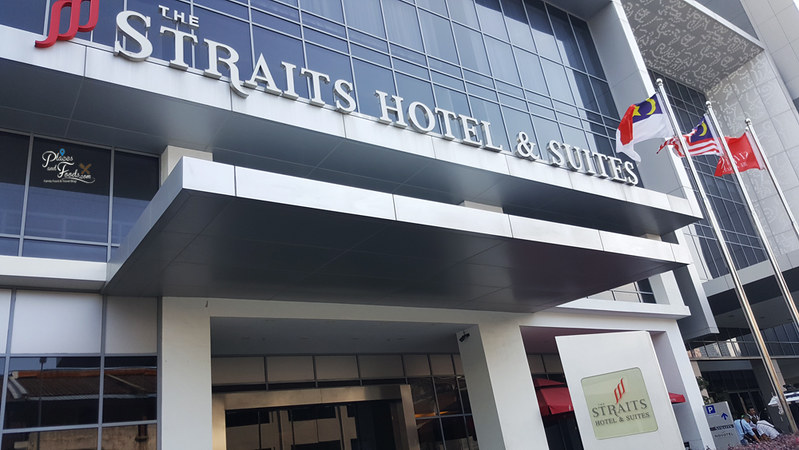 The Straits Hotel And Suites Melaka