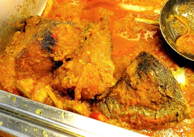 Sri Pelita sambal fish
