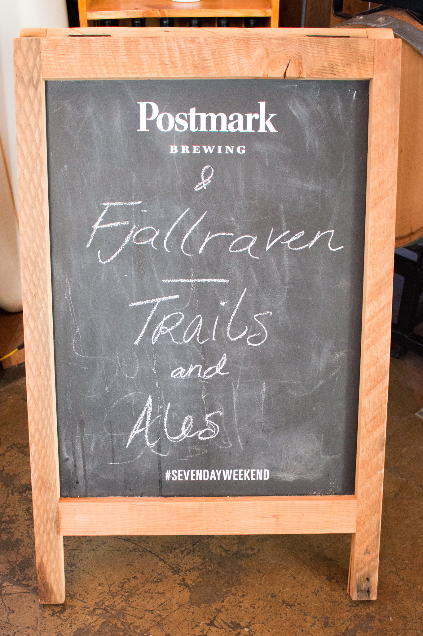 Trails & Ales: Postmark Brewing