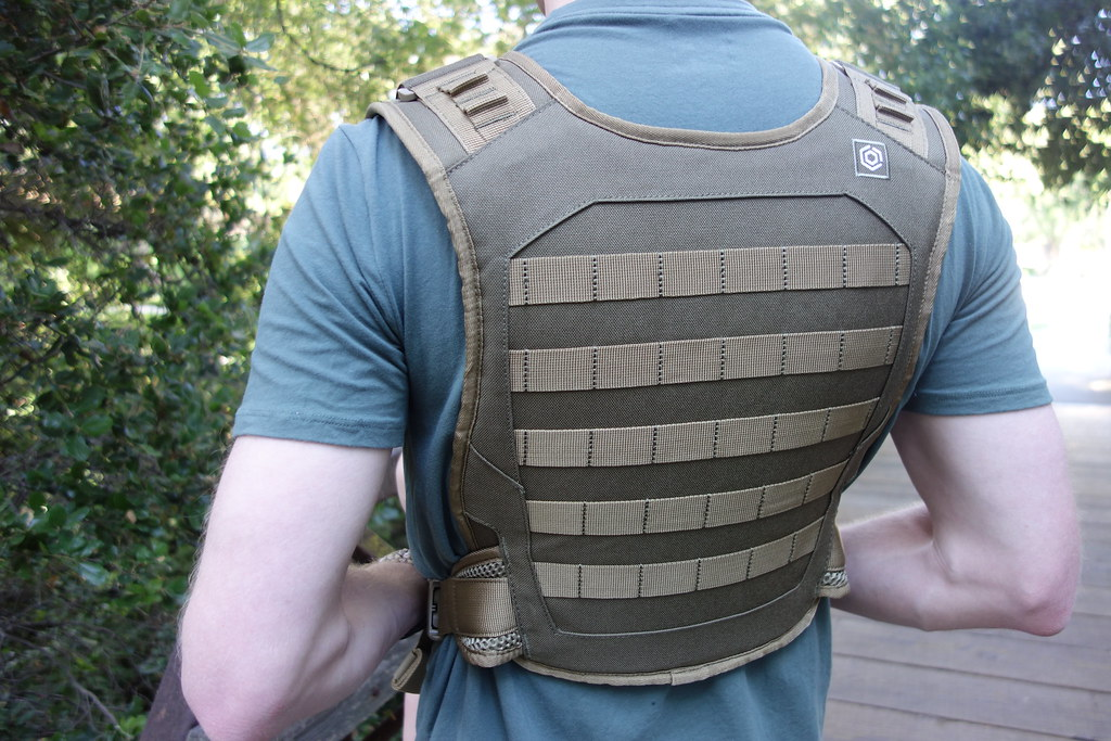 A Tactical Baby Carrier Especially For Dads Mission