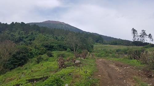 Mount Marapi Sumatra