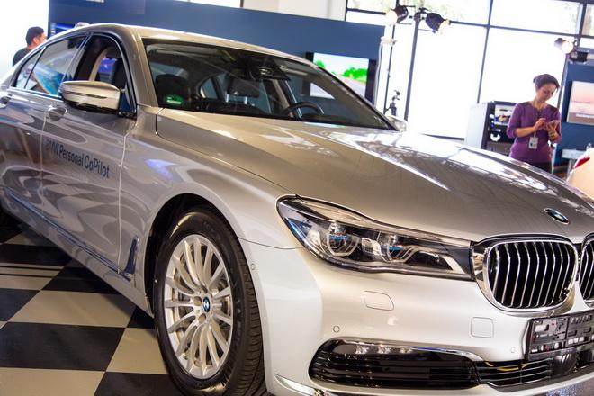 Https Www Engadget Com    Intel And Bmw S Autonomous Cars Hit The Road