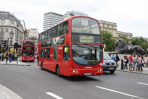 Arriva London South DW68 LJ04LDN