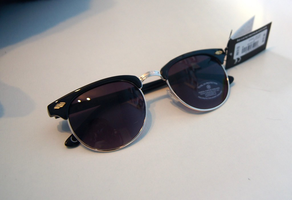 Primark Haul - New Look sunglasses