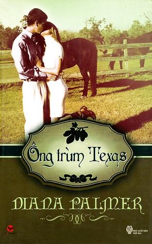 Ông Trùm Texas - Diana Palmer