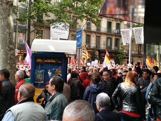 1 de Maig UGT-FICA Catalunya