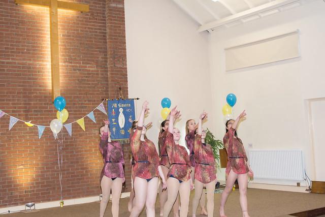 Durham Dance at Fashion show