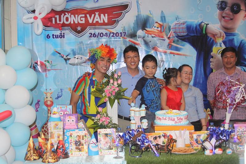 Tiệc sinh nhật bé Tường Văn 26/04/2017